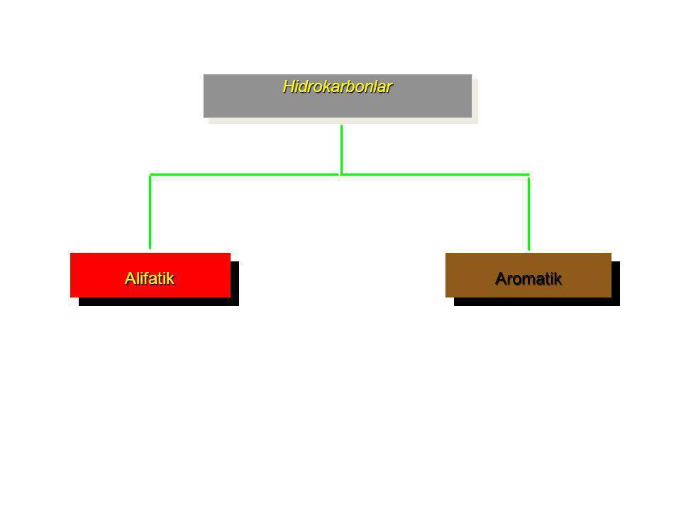 Hidrokarbonlar Alifatik Aromatik 2