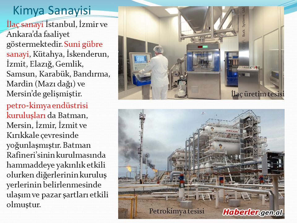 Kimya Sanayisi