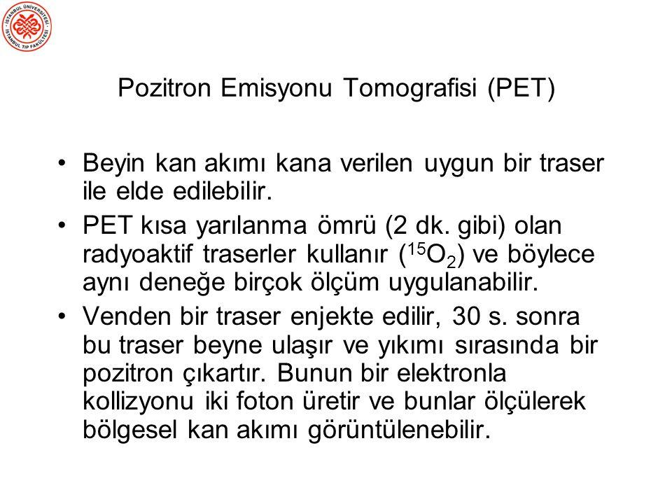 Pozitron Emisyonu Tomografisi (PET)