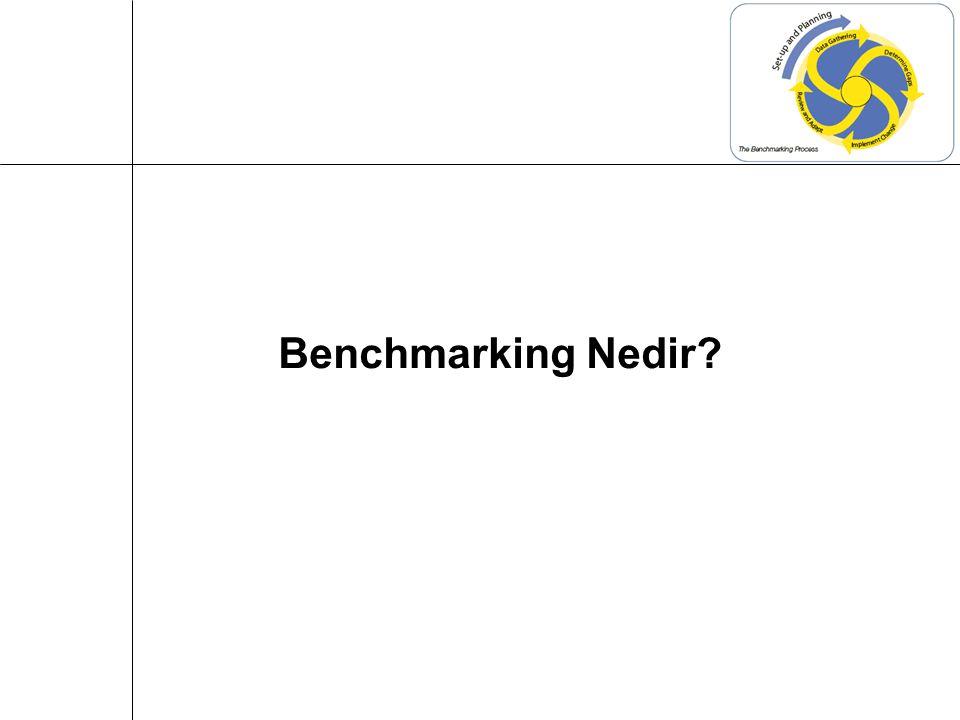 Benchmarking Nedir