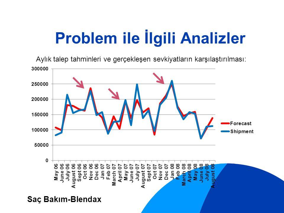 Problem ile İlgili Analizler
