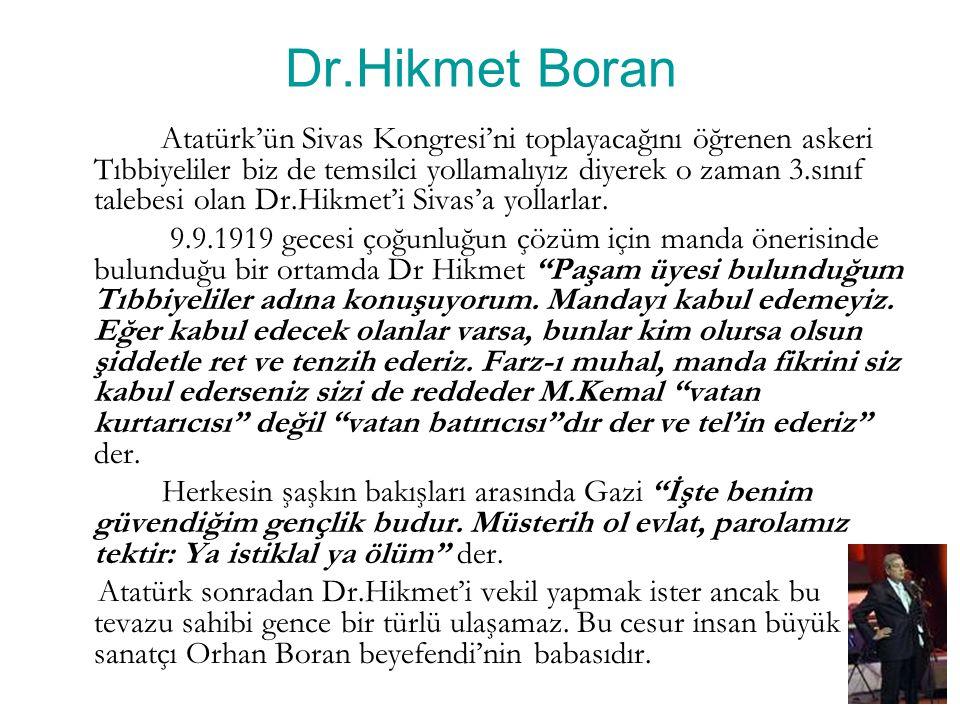 Dr.Hikmet Boran