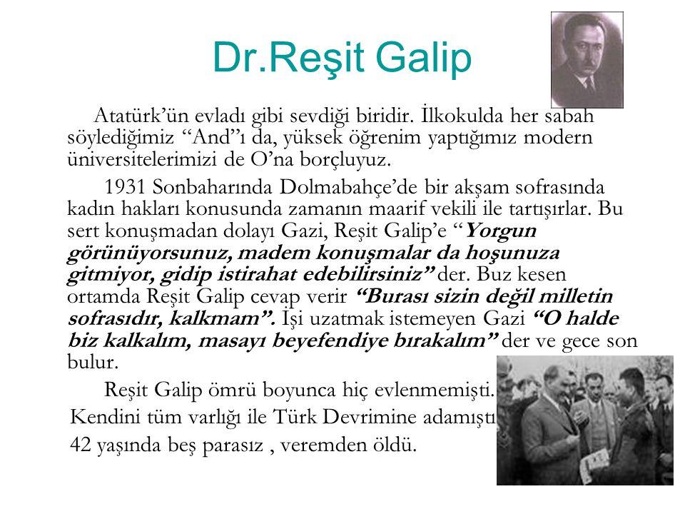 Dr.Reşit Galip