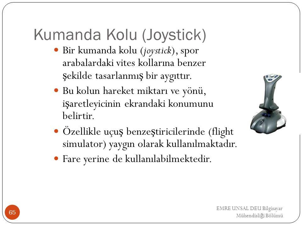 Kumanda Kolu (Joystick)