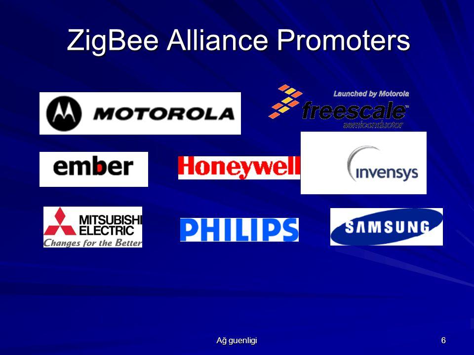ZigBee Alliance Promoters