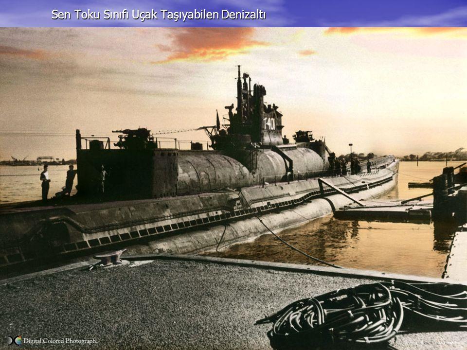 Sen Toku Sınıfı Uçak Taşıyabilen Denizaltı