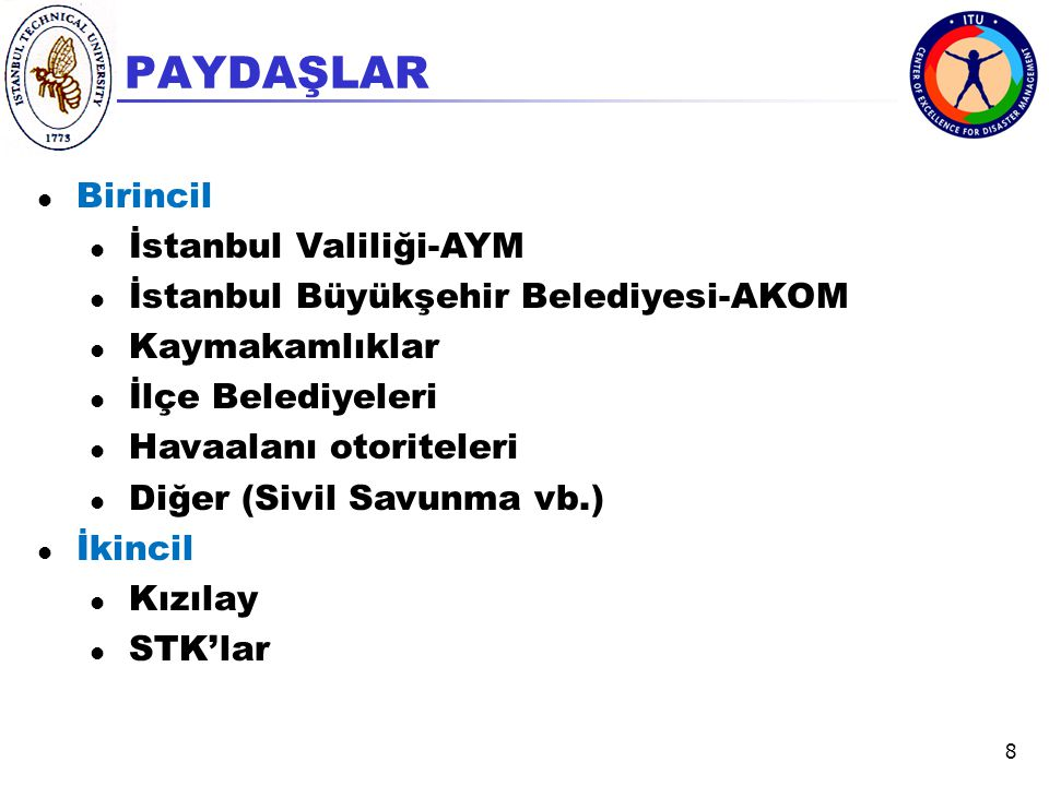 PAYDAŞLAR Birincil İstanbul Valiliği-AYM