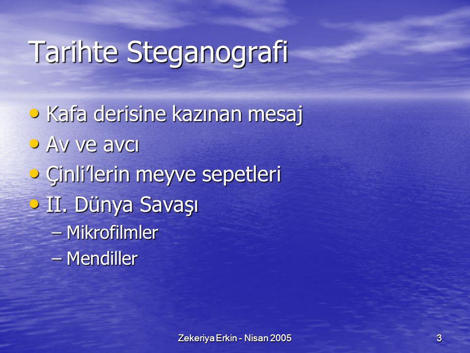 Tarihte Steganografi Kafa derisine kazınan mesaj Av ve avcı