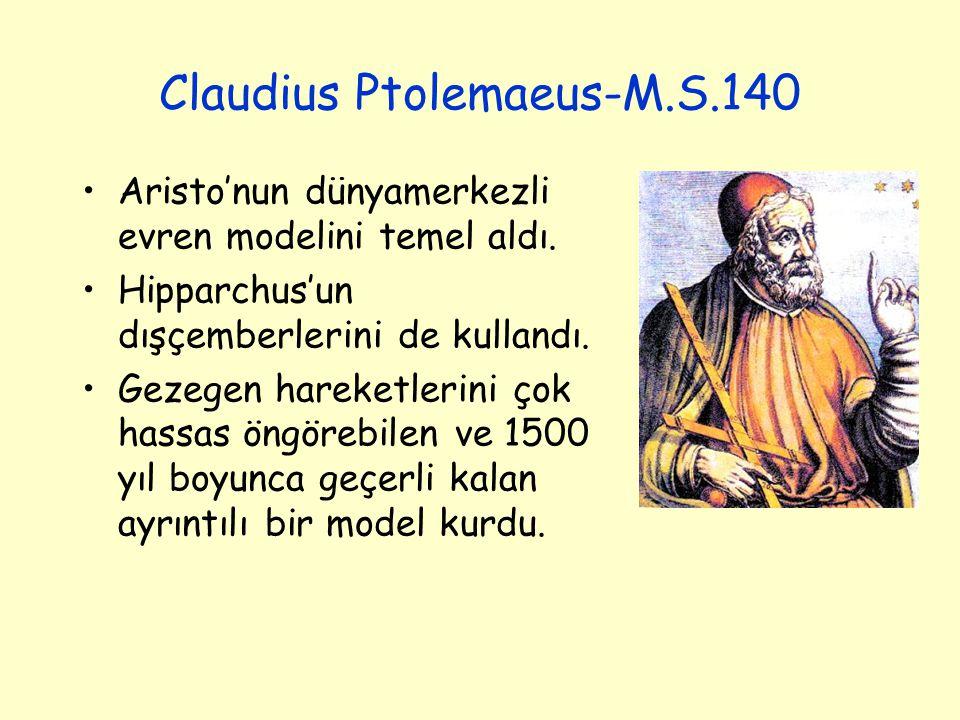 Claudius Ptolemaeus-M.S.140