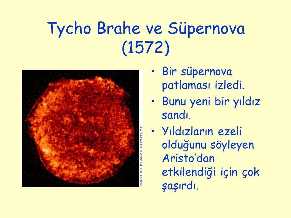 Tycho Brahe ve Süpernova (1572)