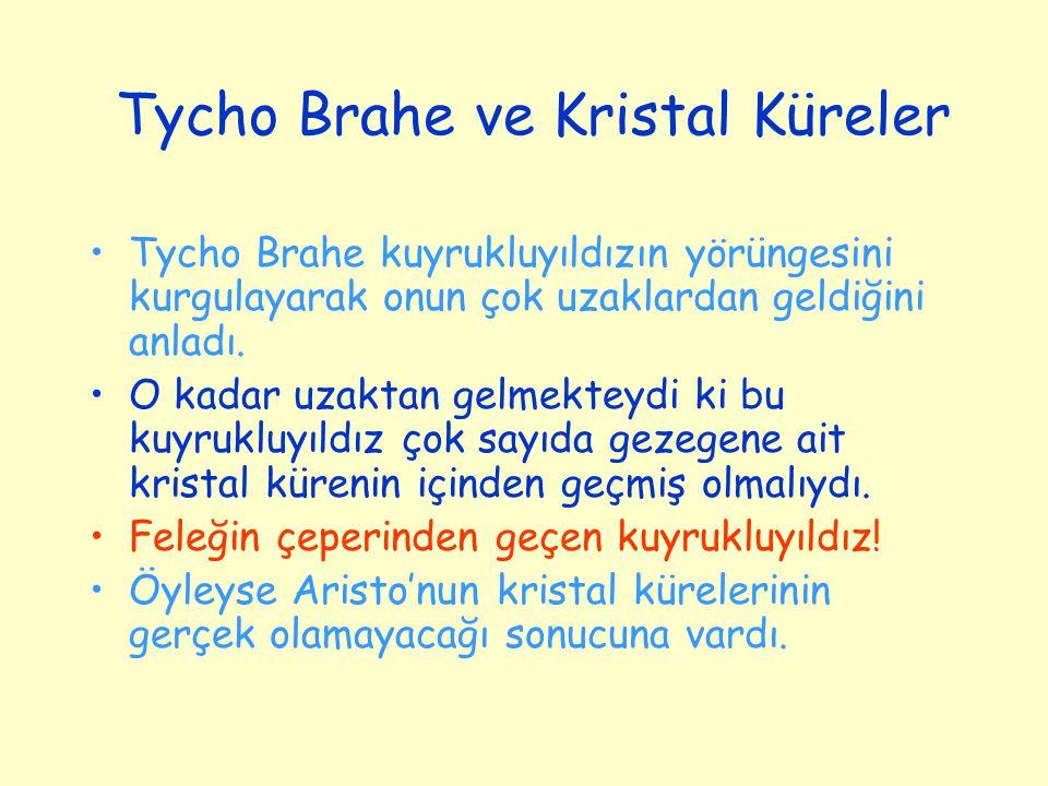 Tycho Brahe ve Kristal Küreler