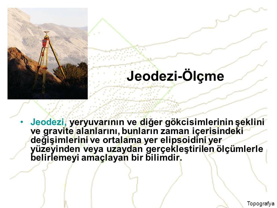 Jeodezi-Ölçme