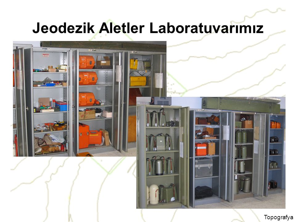 Jeodezik Aletler Laboratuvarımız