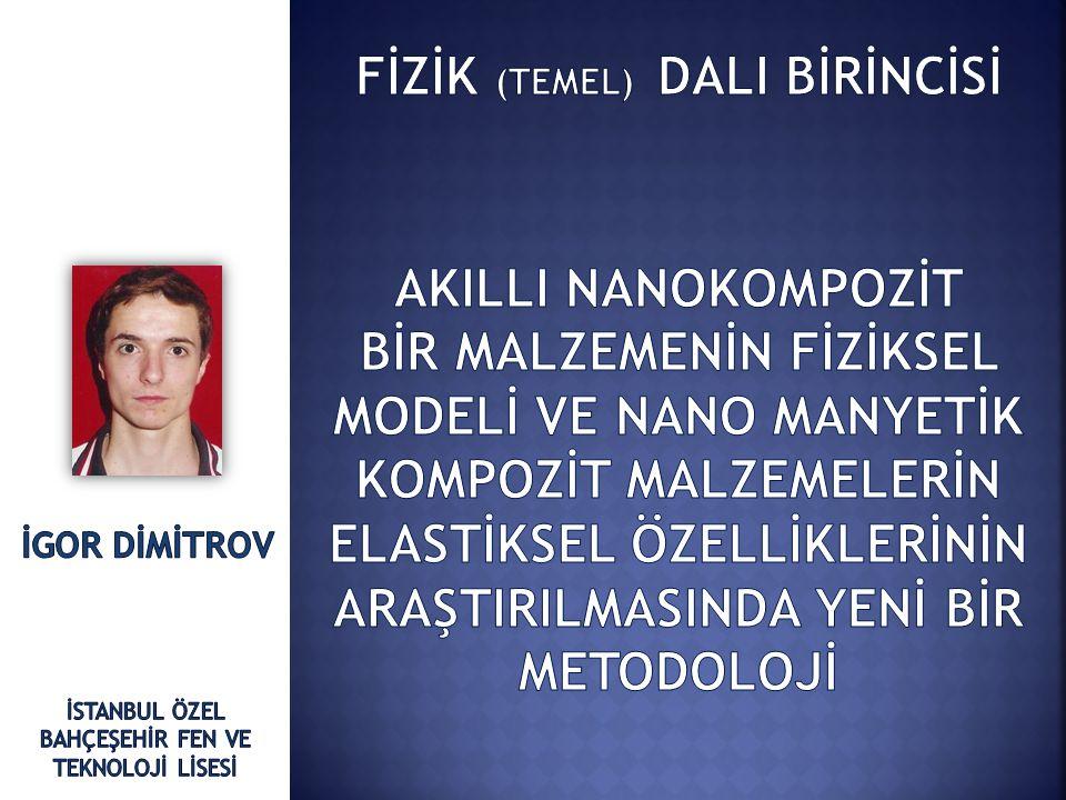 FİZİK (TEMEL) DALI bİrİncİsİ