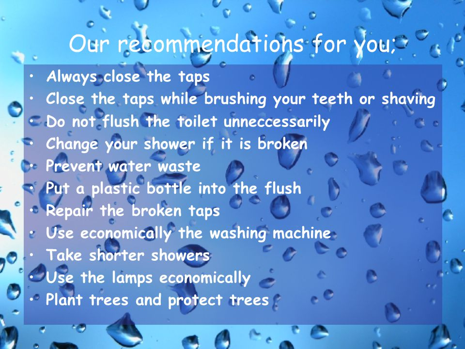 Our recommendations for you;