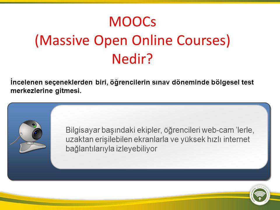 MOOCs (Massive Open Online Courses) Nedir