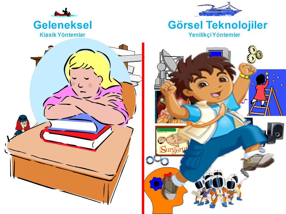 Geleneksel Görsel Teknolojiler