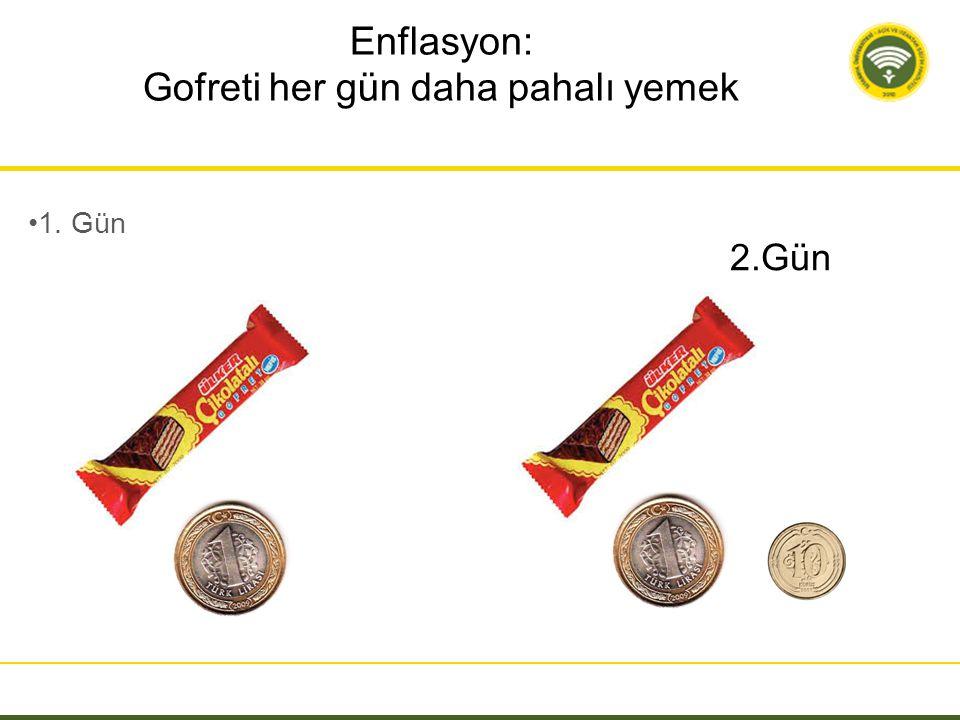 Enflasyon: Gofreti her gün daha pahalı yemek