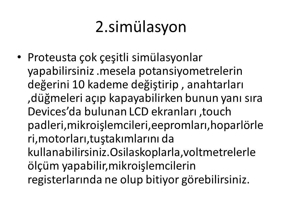2.simülasyon