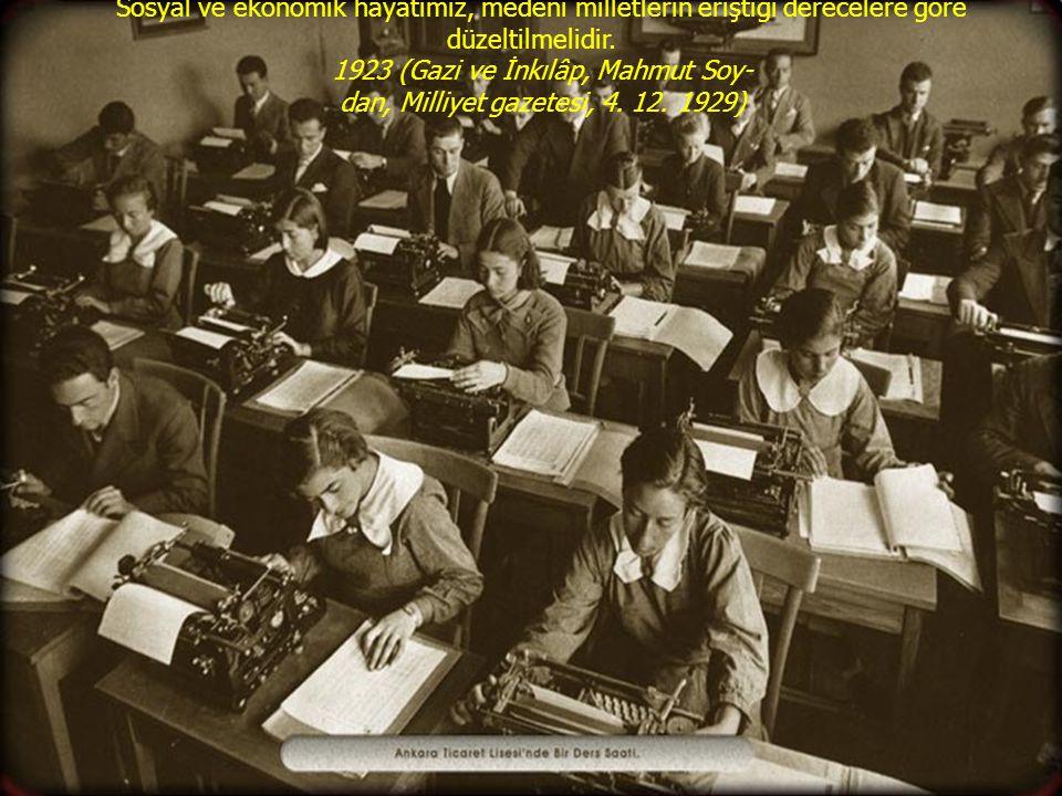 1923 (Gazi ve İnkılâp, Mahmut Soy-