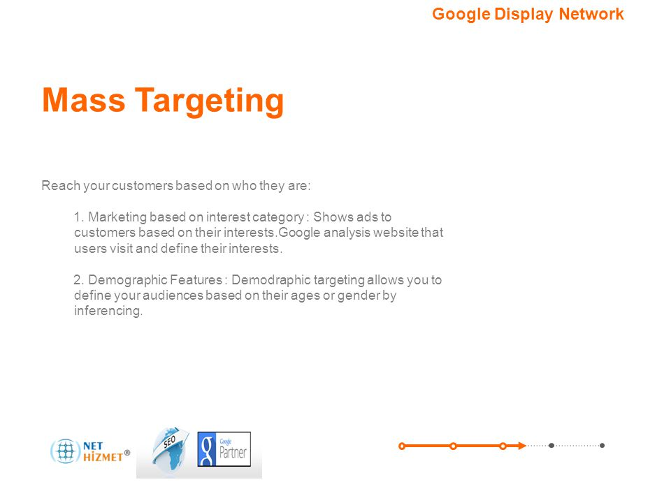 Mass Targeting Google Display Network