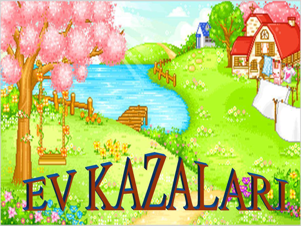 EV KAZALARI