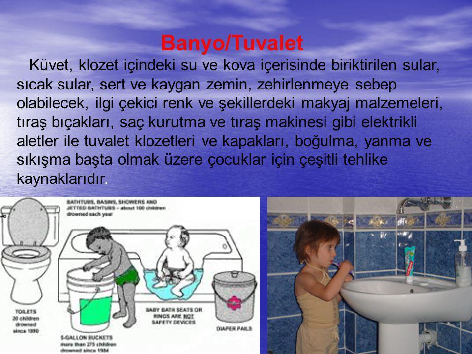 Banyo/Tuvalet