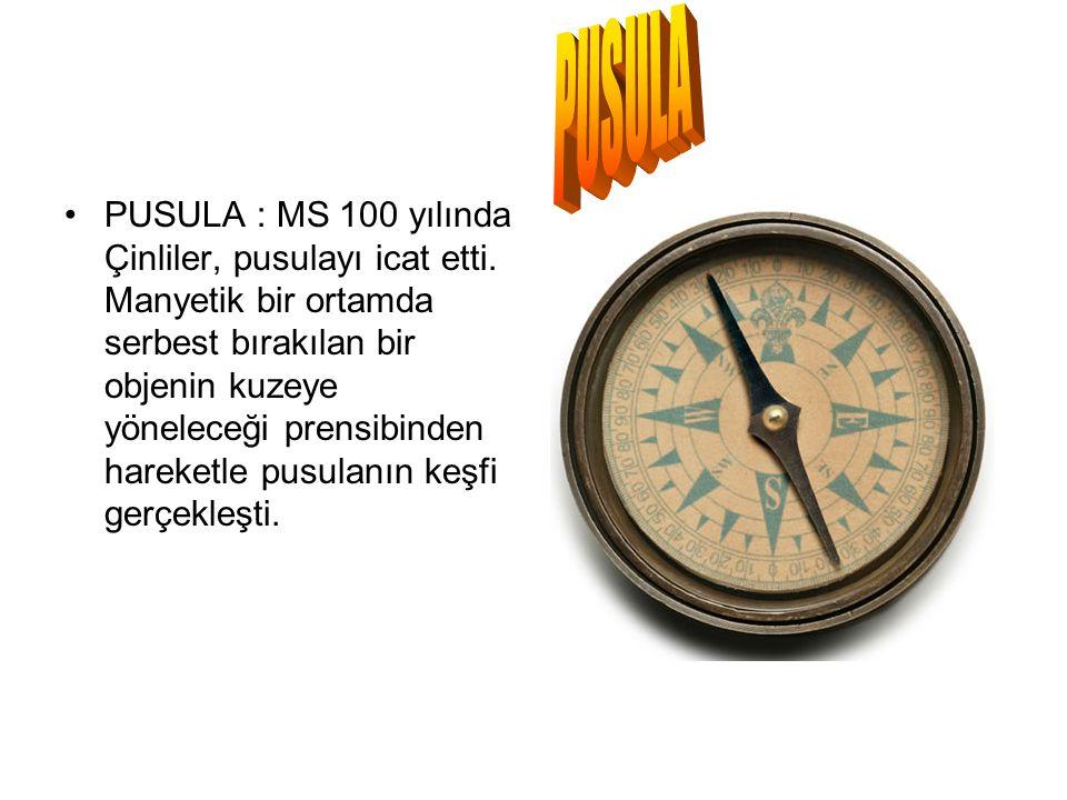 PUSULA