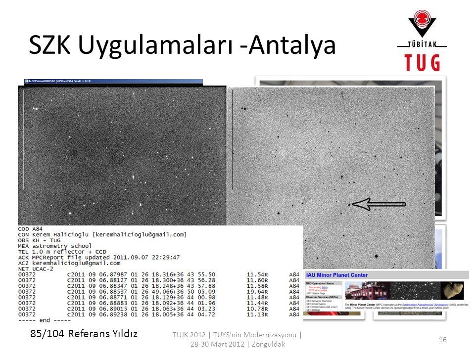 SZK Uygulamaları -Antalya