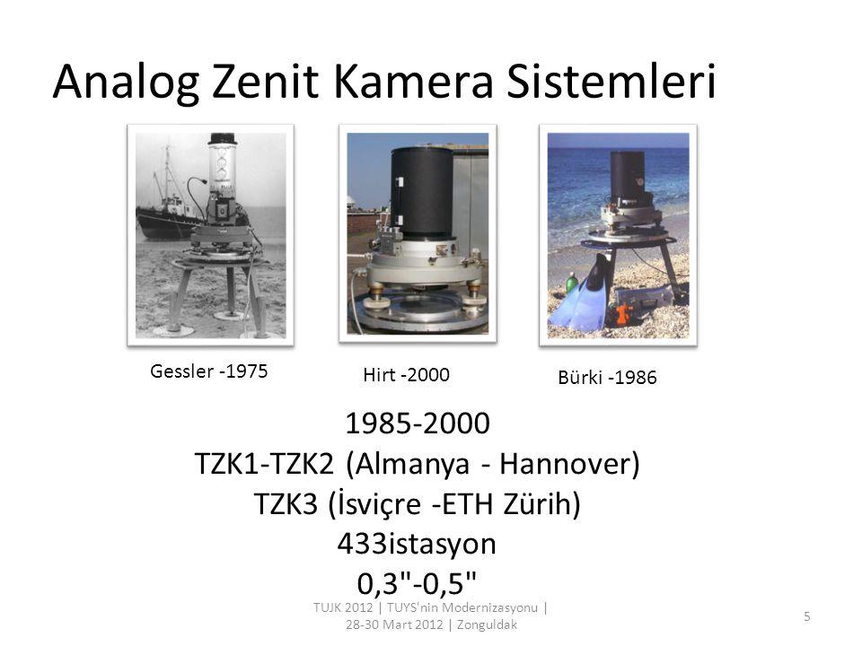 Analog Zenit Kamera Sistemleri