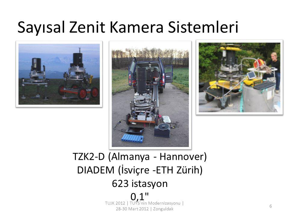 Sayısal Zenit Kamera Sistemleri