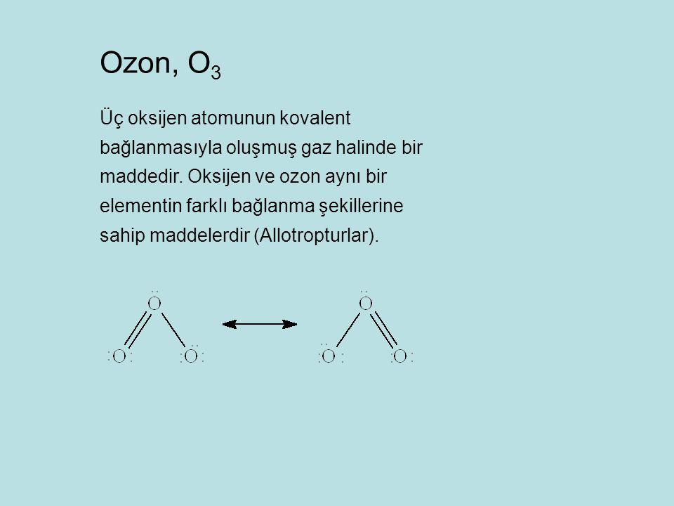 Ozon, O3