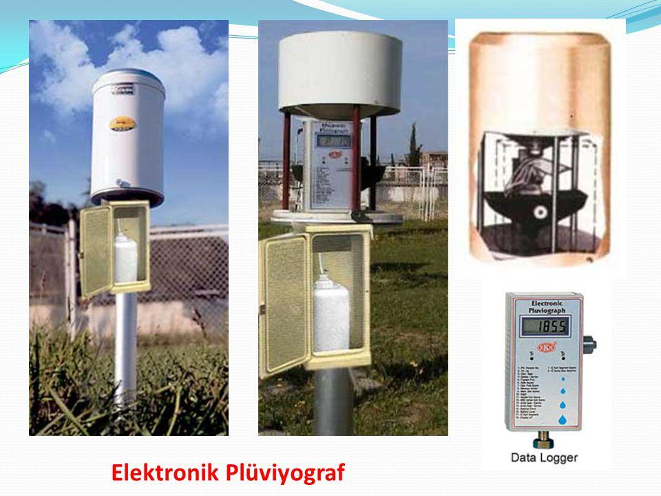 Elektronik Plüviyograf