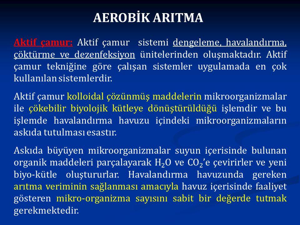 AEROBİK ARITMA