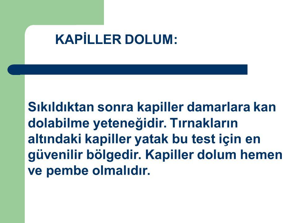 KAPİLLER DOLUM:
