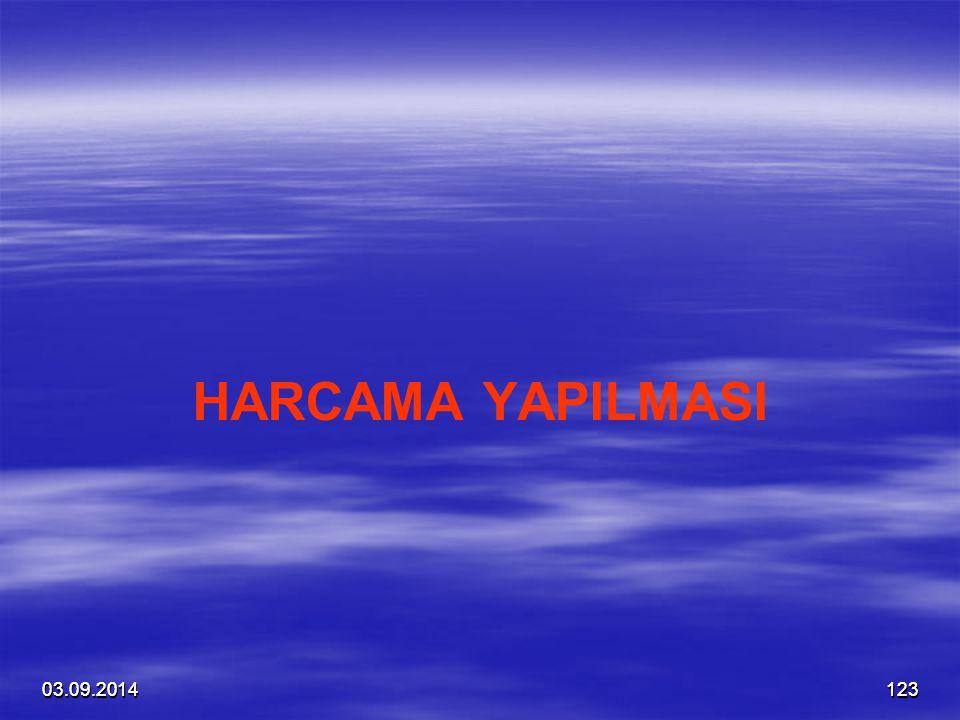 HARCAMA YAPILMASI 06.04.2017 06.04.2017 123