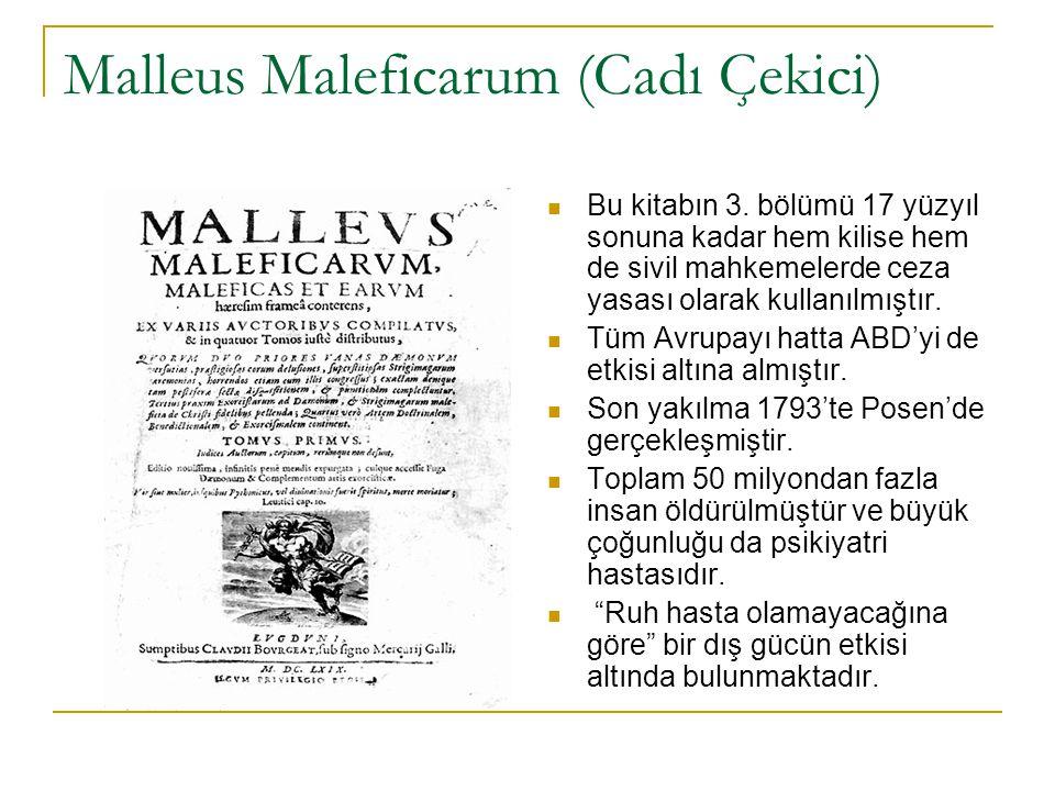 Malleus Maleficarum (Cadı Çekici)