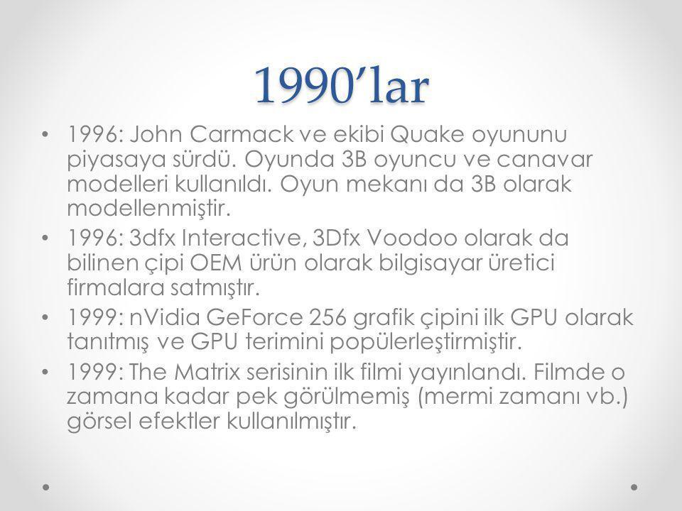 1990'lar
