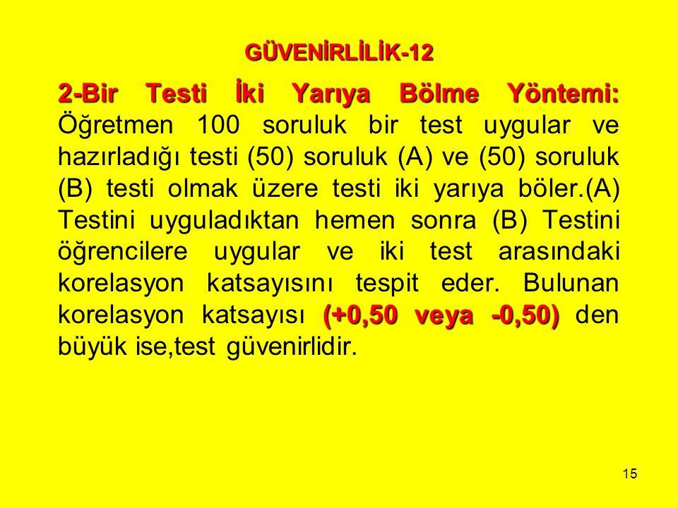 GÜVENİRLİLİK-12