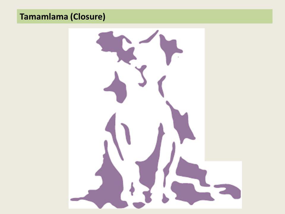Tamamlama (Closure)