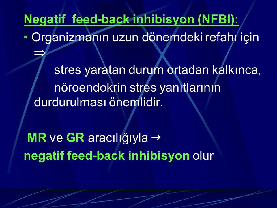 Negatif feed-back inhibisyon (NFBI):