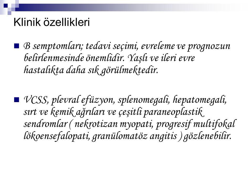 Klinik özellikleri