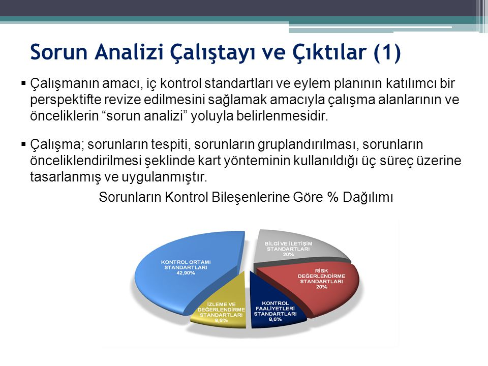 Sorun Analizi Çalıştayı ve Çıktılar (1)