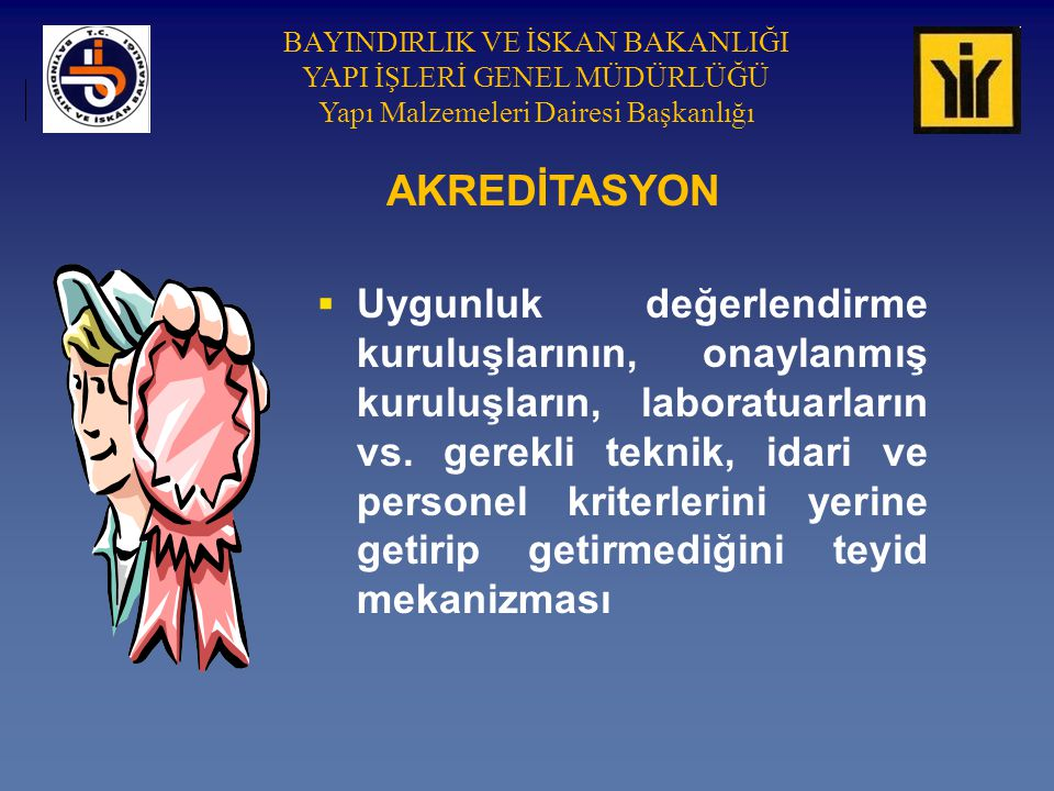 AKREDİTASYON