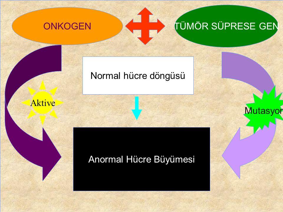 Anormal Hücre Büyümesi