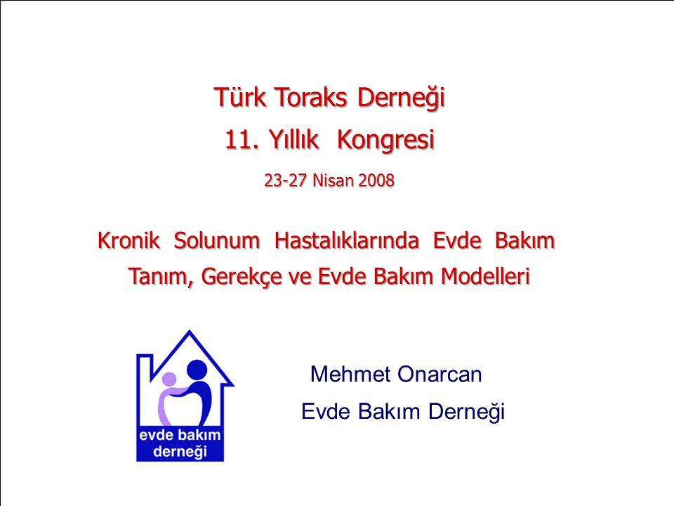 Türk Toraks Derneği 11. Yıllık Kongresi