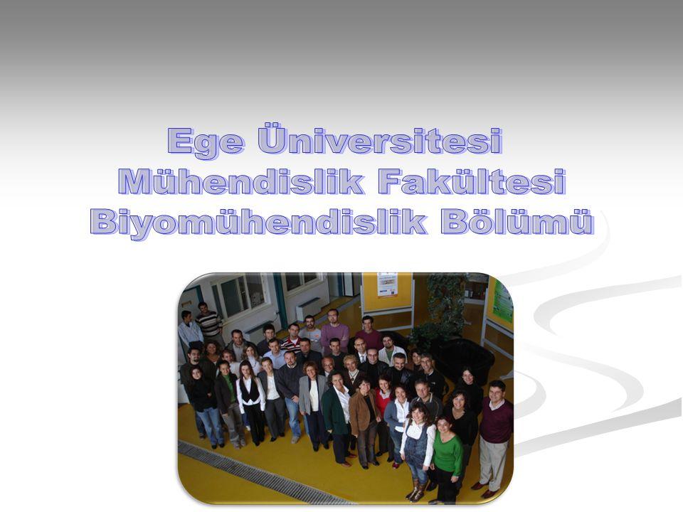 Mühendislik Fakültesi Biyomühendislik Bölümü