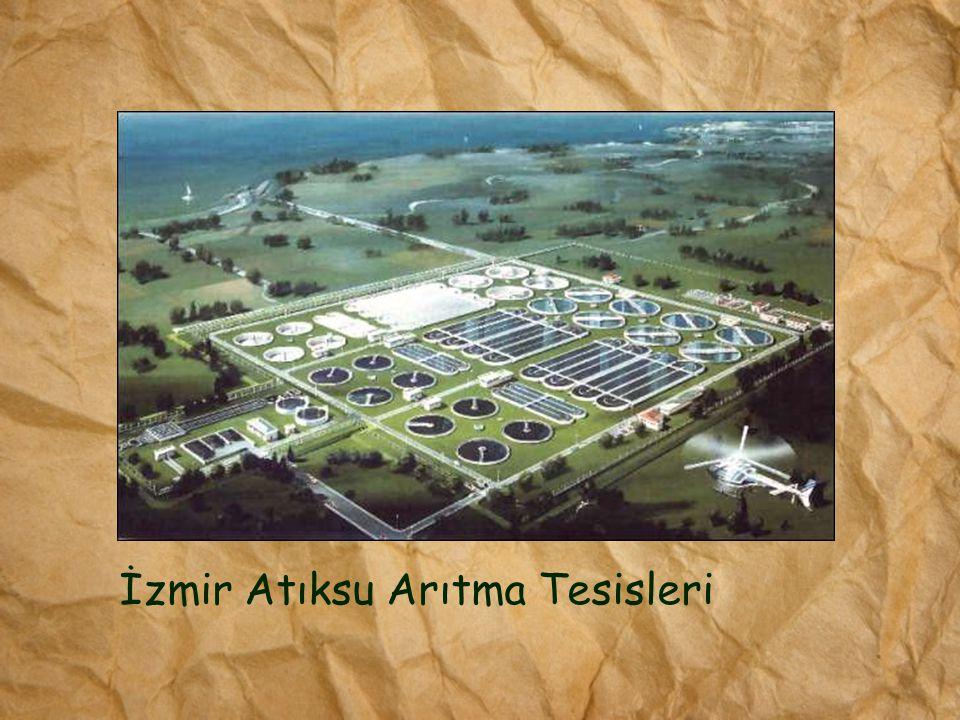 İzmir Atıksu Arıtma Tesisleri