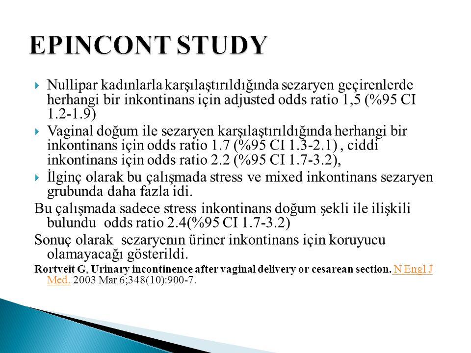 EPINCONT STUDY