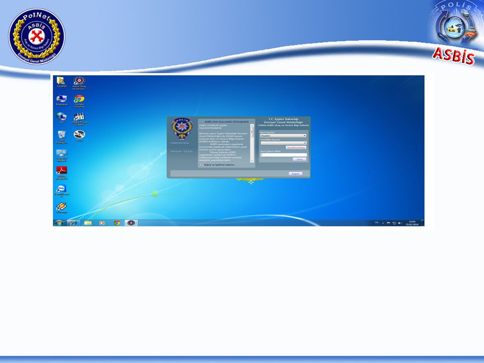 ASBİS Yeni Araç uygulamasında kullanılan Eimza Api sinin ihtiyaç duyduğu visual studio 2010 redistributable x86 uygulamasının kurulması gerekmektedir.